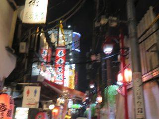 Tokyo - Omoide Yokocho